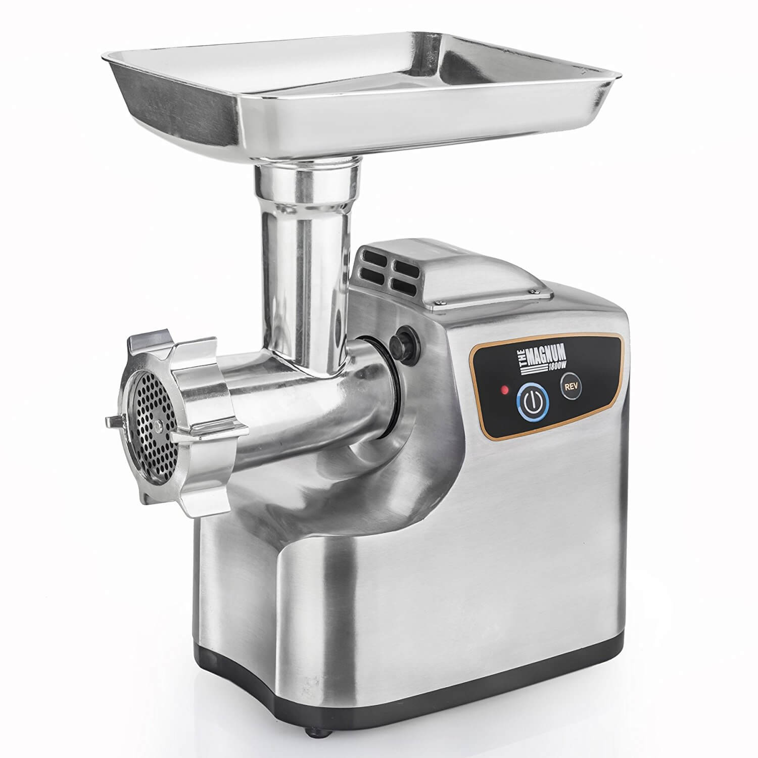 how to use the STX-1800-MG meat grinder