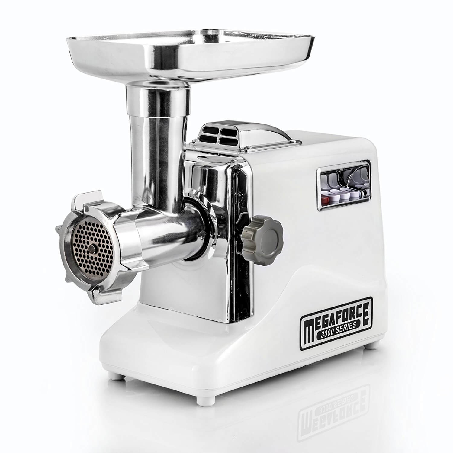 picture of a STX-3000-MF electric meat grinder