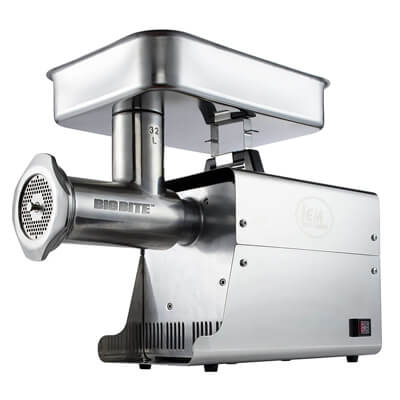 picture of a LEM W872A #32 meat grinder